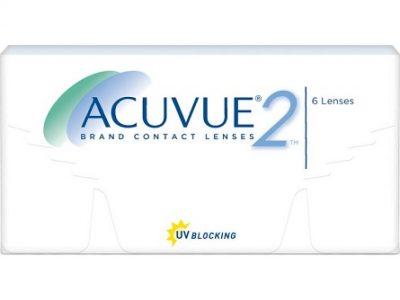 Acuvue 2 lenzen vergelijken