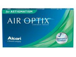 Air Optix for Astigmatism Vergelijken