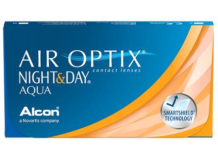 Air optix night&day lenzen vergelijken