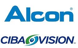 Alcon Ciba Vision lenzen