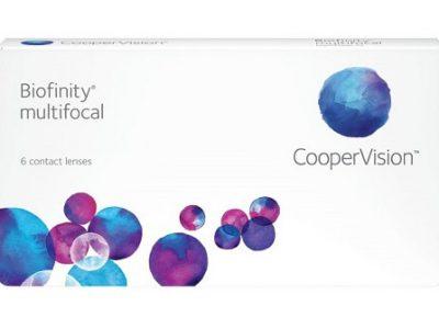Biofinity Multifocal lenzen vergelijken