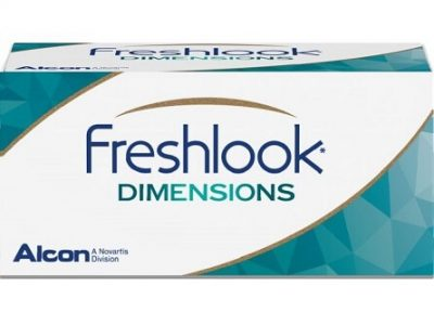 FreshLook Dimensions lenzen vergelijken