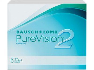 PureVision 2 HD lenzen vergelijken
