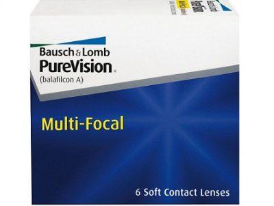 PureVision Multifocal vergelijken