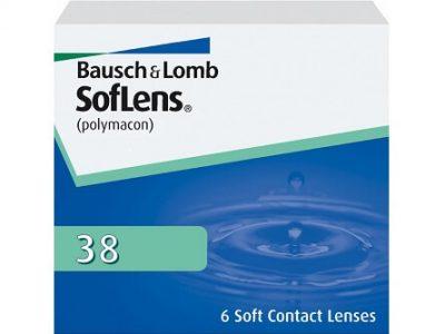 SofLens 38 lenzen vergelijken