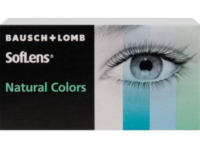 SofLens Natural Colors kleurlenzen vergelijken