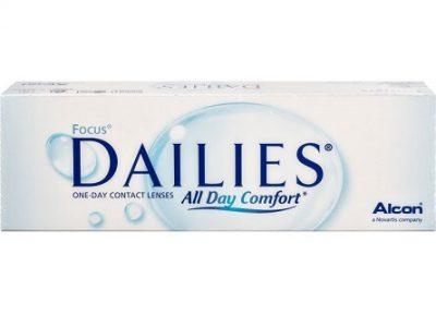 Focus Dailies All Day Comfort lenzen vergelijken