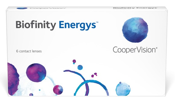 Biofinity Energys lenzen