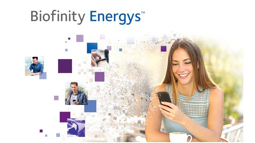 Biofinity Energys computerlenzen