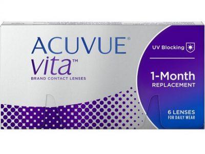 Acuvue Vita lenzen vergelijken