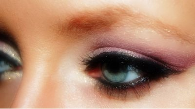Oog make up en lenzen