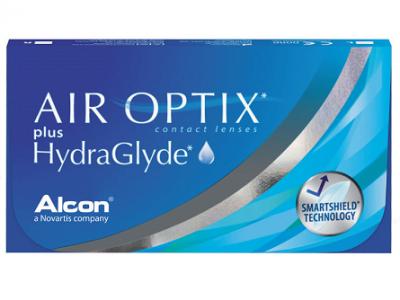 Air optix HydraGlyde lenzen vergelijken