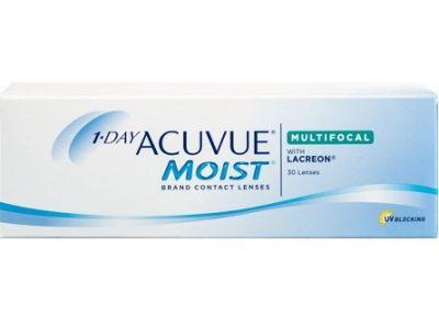 1 Day Acuvue Moist Multifocal lenzen vergelijken