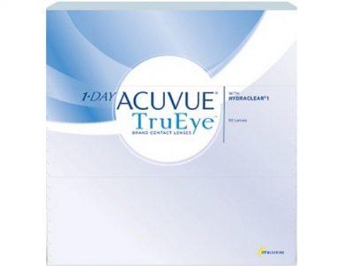 1- Day Acuvue TruEye lenzen vergelijken