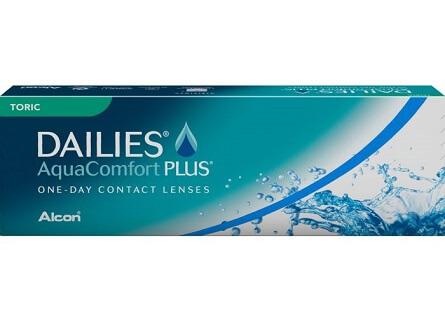 AquaComfort PLUS Toric lenzen vergelijken