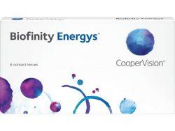 Biofinity Energys lenzen vergelijken