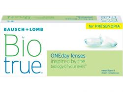 Biotrue ONEday For presbyopia lenzen vergelijken