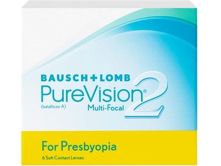 PureVision 2 For Presbyopia vergelijken